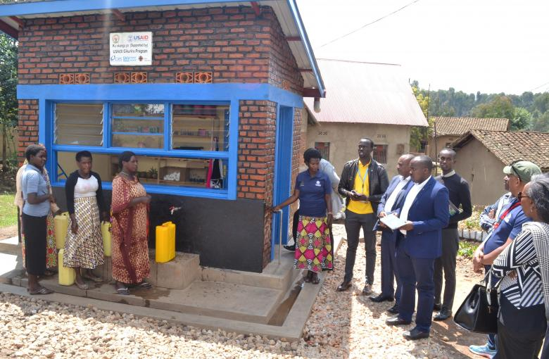 CLEAN WATER AND SANITATION THE DRIVERS TO HEALTHIER FAMILIES